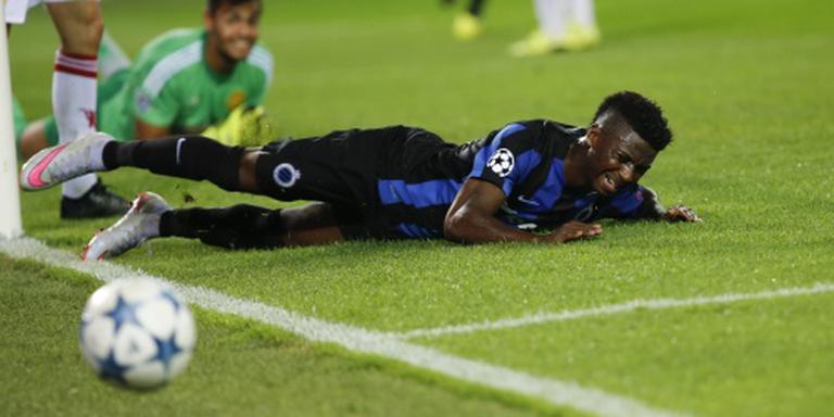 Club Brugge naar bekerfinale