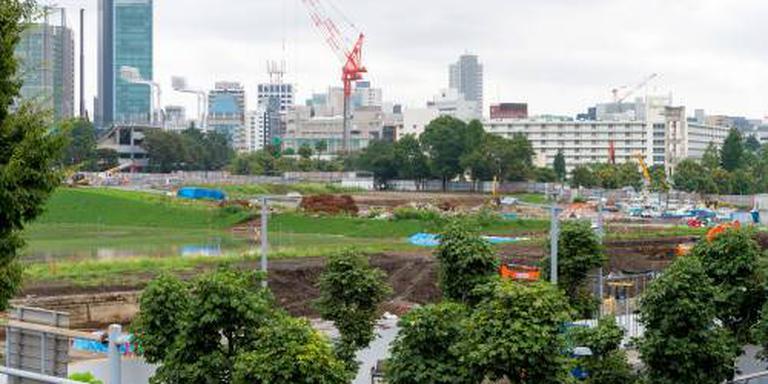 Turnhal Tokio wordt twee keer zo duur