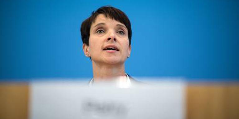 AfD positief over kandidatuur Merkel