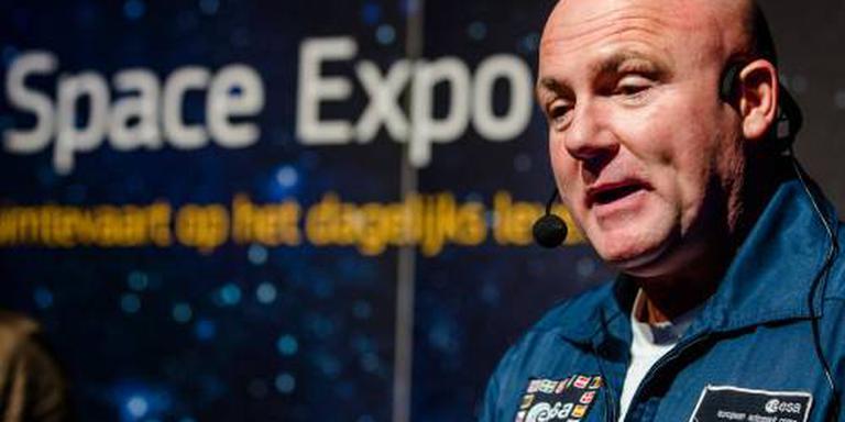 Space Expo ontvangt 100.000e bezoeker