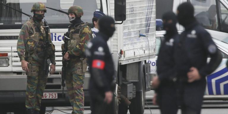 Crisiscentrum: geen explosieven gevonden