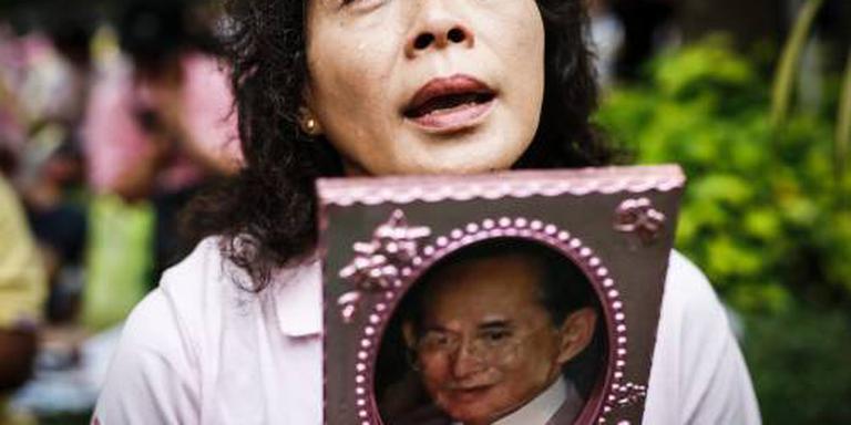 Thailand vecht tegen roddels over Bhumibol