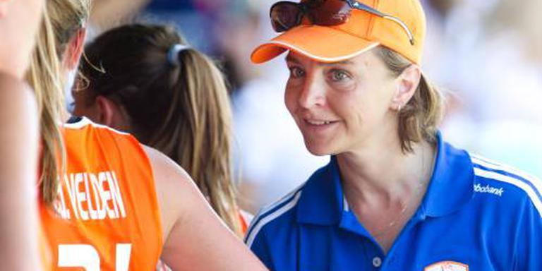 Boomgaardt hoofdcoach MOP-vrouwen