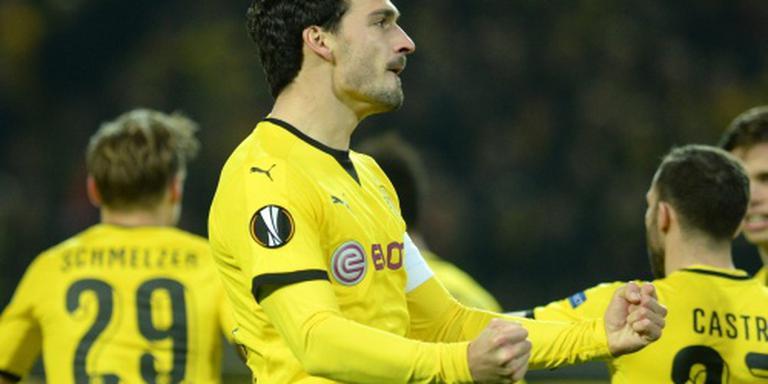 Transfersom Hummels staat vast voor Dortmund