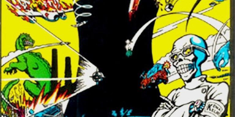 Stripmuseum toont lp-hoezen