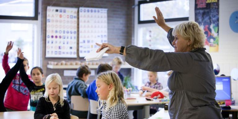 Basisschoolleraren krijgen er 3,8 procent bij