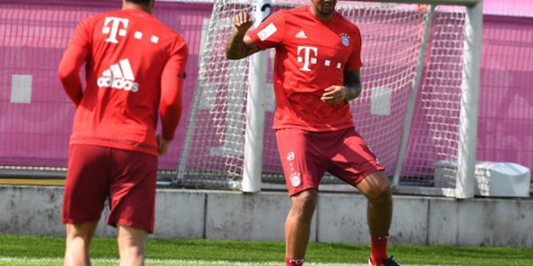 Boateng zit bij Bayern op 90 procent