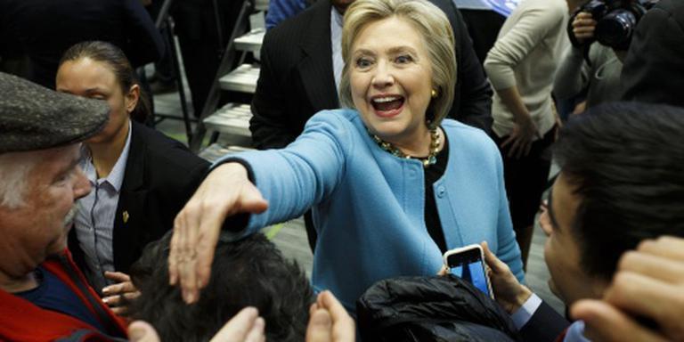 'Trump en Sanders winnen in New Hampshire'
