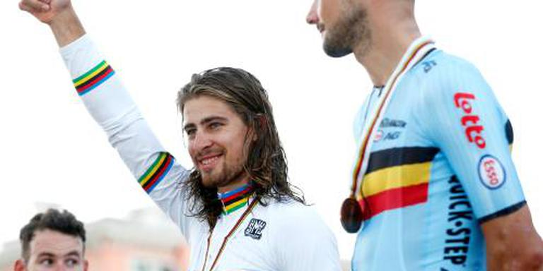 Sagan: nog in shock