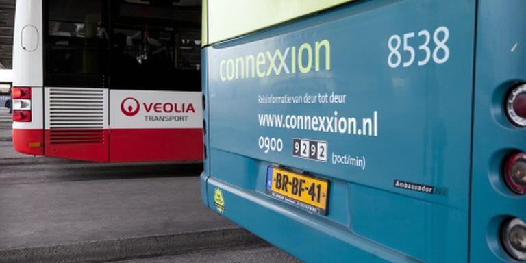 Gewonden in bus door noodstop