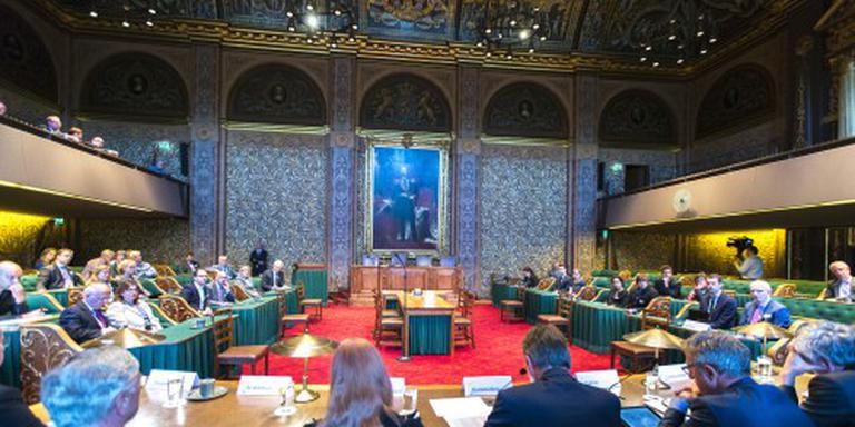 Eerste Kamer stemt over belastingverlaging