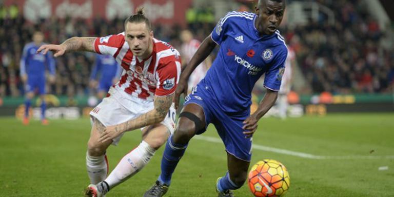Ramires verlaat Chelsea