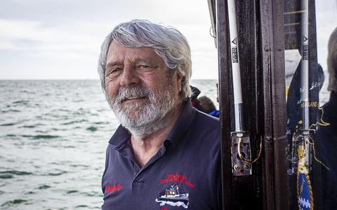 In memoriam: Voor wrakduiker Klaas Koch (1950-2020) uit Zuidbroek was geen zee te hoog