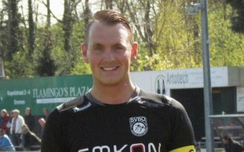 SVBO-doelman Lennon Ebeltjes (32) stapt over naar FC Klazienaveen. 'De slapende reus moet wakker worden'