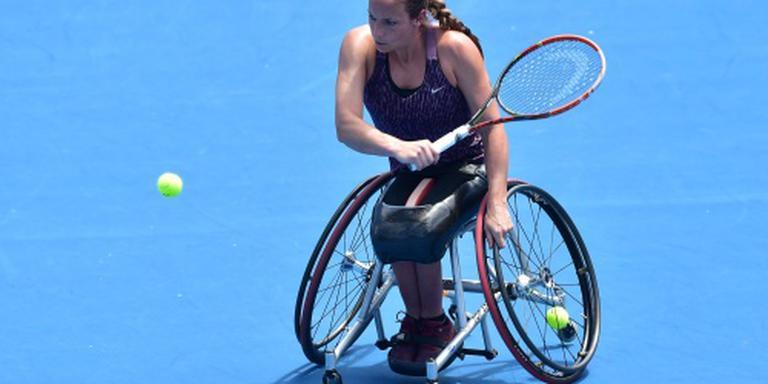 Griffioen prolongeert titel Australian Open