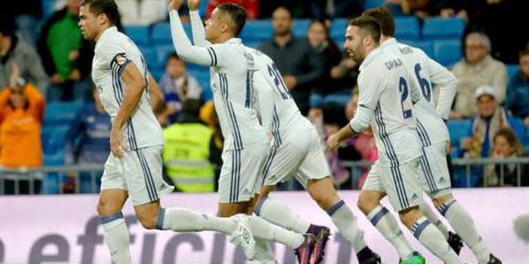Real Madrid naar achtste finales