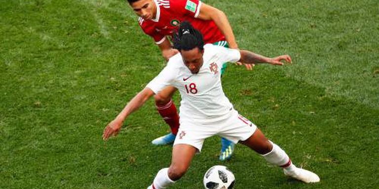 Sporting stapt naar de FIFA om Martins