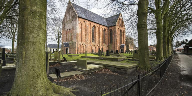 Nieuwe eigenaar voor kerk Noordbroek. FOTO DUNCAN WIJTING