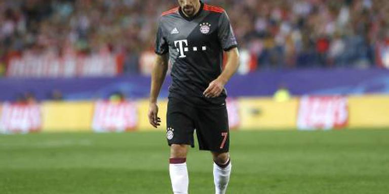 Bayern mist Ribéry tegen PSV