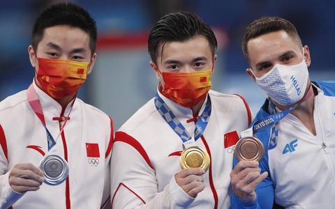 China verstevigt koppositie in medaillestand, TeamNL blijft 10e