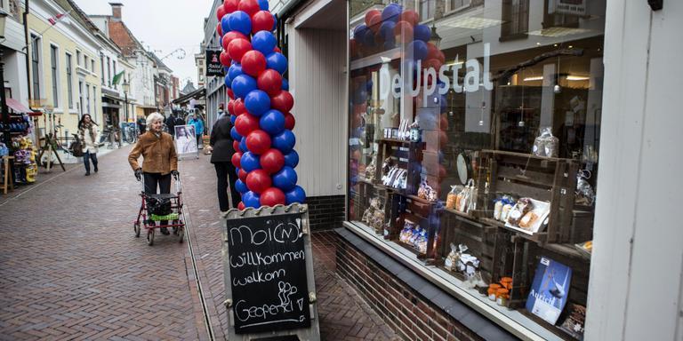 Duitse winkel verdwijnt uit Appingedam