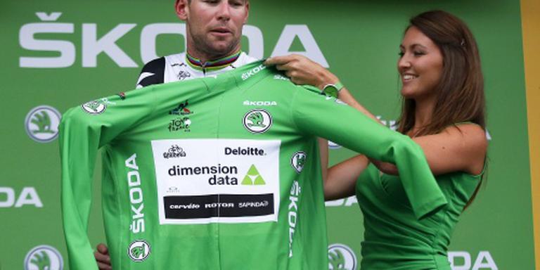 Cavendish heeft groene trui weer terug