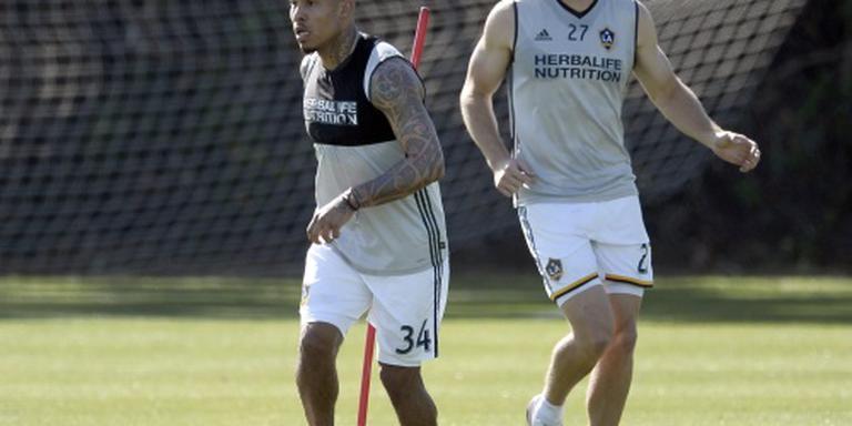 Vliegende start De Jong bij LA Galaxy