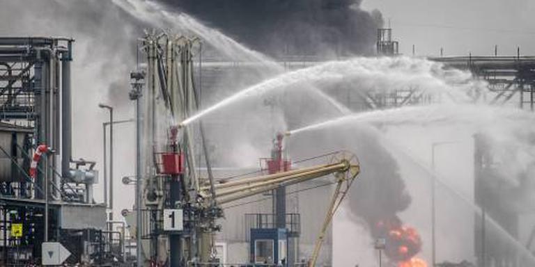 Na explosie bij BASF nog één vermiste