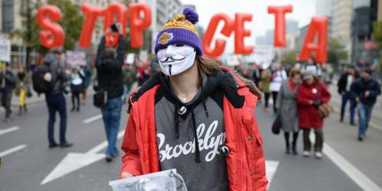 Duizenden protesteren in Spanje tegen TTIP