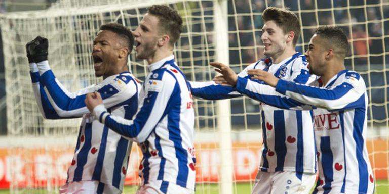 Heerenveen veert op tegen Willem II