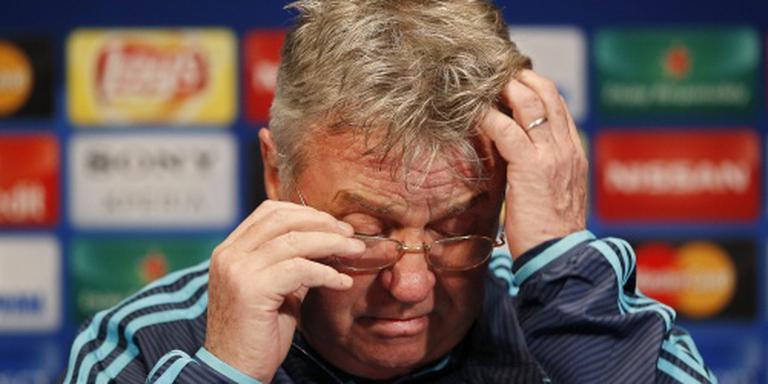 Chelsea vliegt ook uit FA Cup