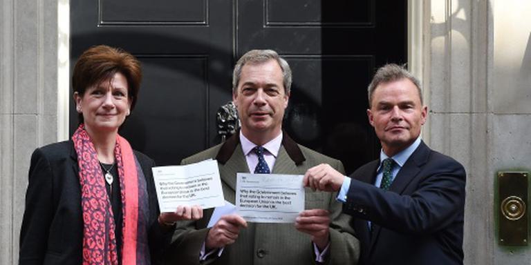 Diane James leider van UKIP