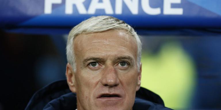 Frankrijk verslaat Kameroen