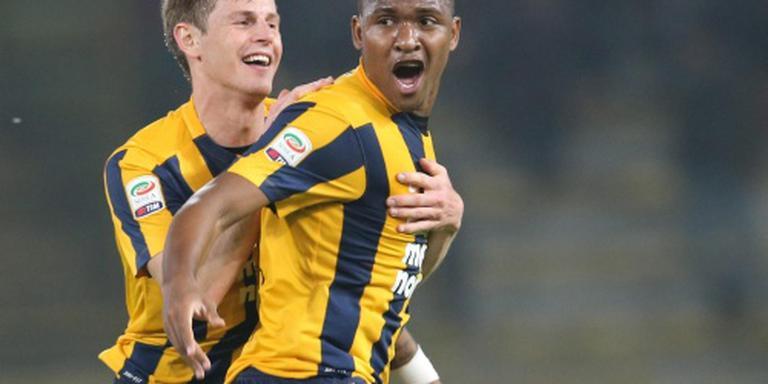 Verona leeft nog in Serie A
