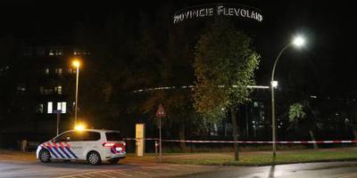 Overlast in Lelystad door verdacht pakketje
