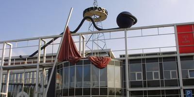 De organisatie achter De Oosterpoort en de Stadsschouwburg in Groningen heet voortaan Spot. Foto: Archief DvhN