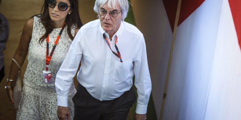 Schoonmoeder Ecclestone bevrijd