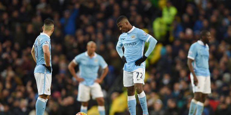 Eriksen schiet Spurs langs Manchester City