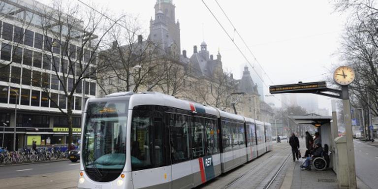Metro en trams RET in 2017 zonder subsidie