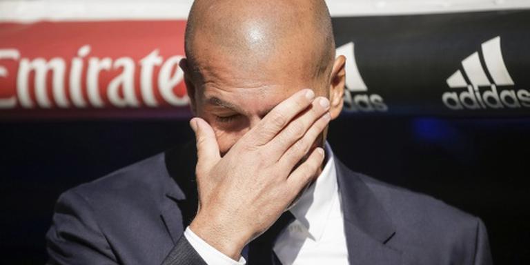 Real Madrid ook gelijk tegen Eibar