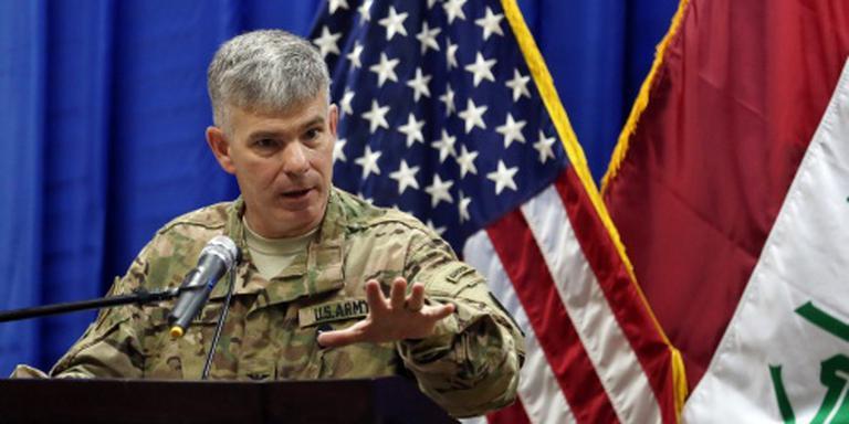 Amerikanen trainen Syrische strijders