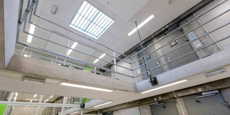 Brandje in gevangenis Westzaan