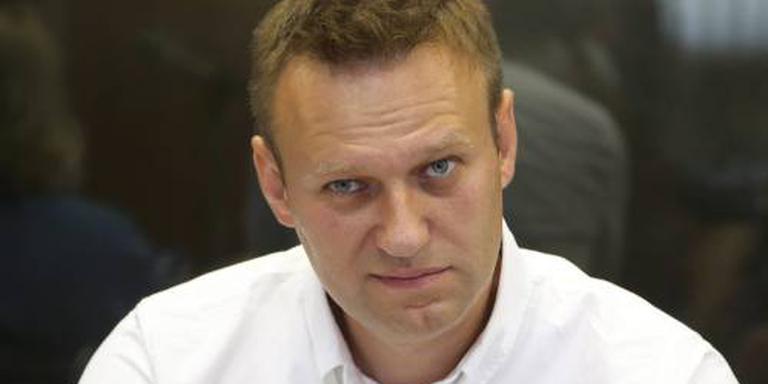 Proces tegen Russische politicus Navalny over