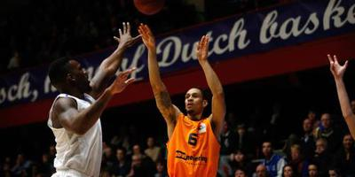 16-jarige in Nederlandse basketbalselectie