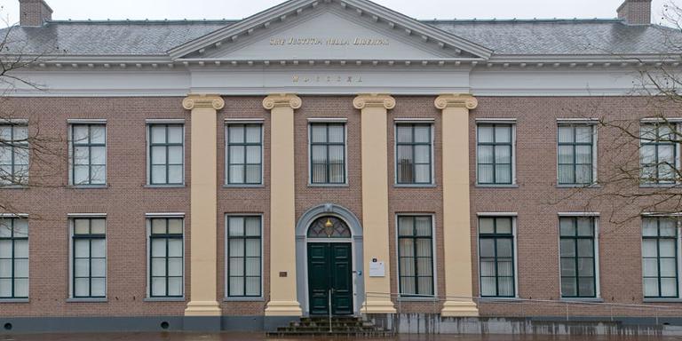 Rechtbank Assen. FOTO ARCHIEF DVHN