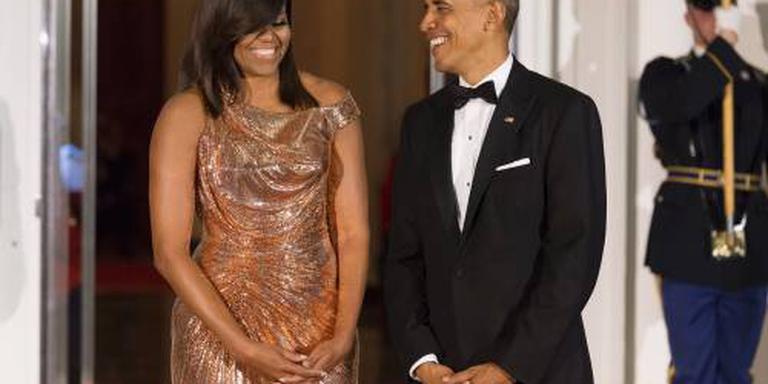 Obama: Michelle wordt nooit een politicus