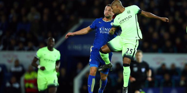 Leicester en City scoren niet