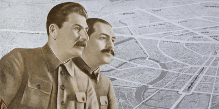 Stalin heerst nu ook in Zwolle