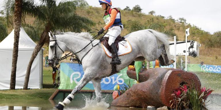Ruiters zesde in finale eventing