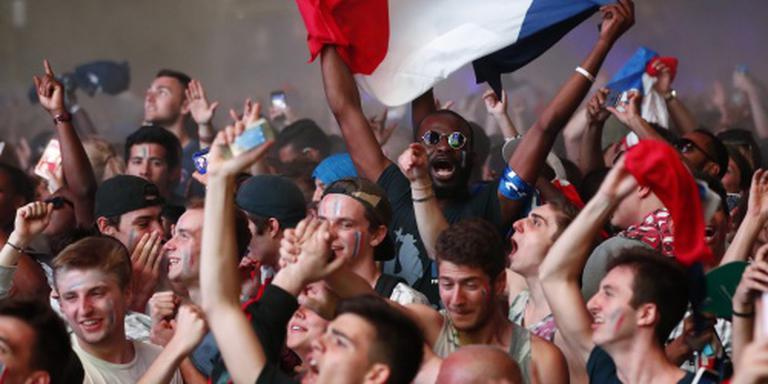Massale viering verwacht na Franse EK-winst